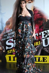 "Monica Bellucci - ""Shoot 'Em Up"" Rome Photocall"