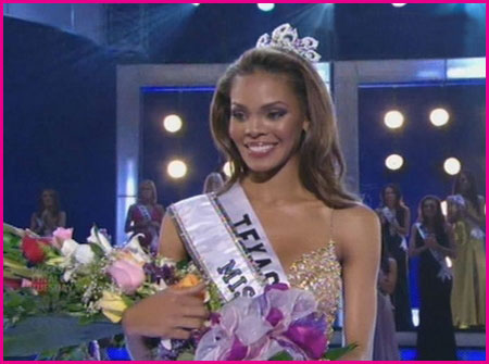 Crystle Stewart miss USA 2008
