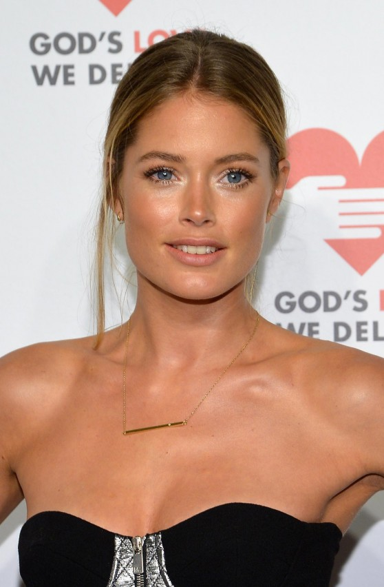 Doutzen Kroes Red Carpet-