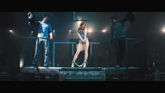 Isla Fisher - Scene from Now You See Me Movie