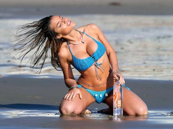 Keyara in a Bikini - Photoshoot for 138 Water