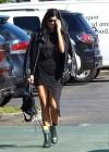 Kylie Jenner - Street Style - October 2013