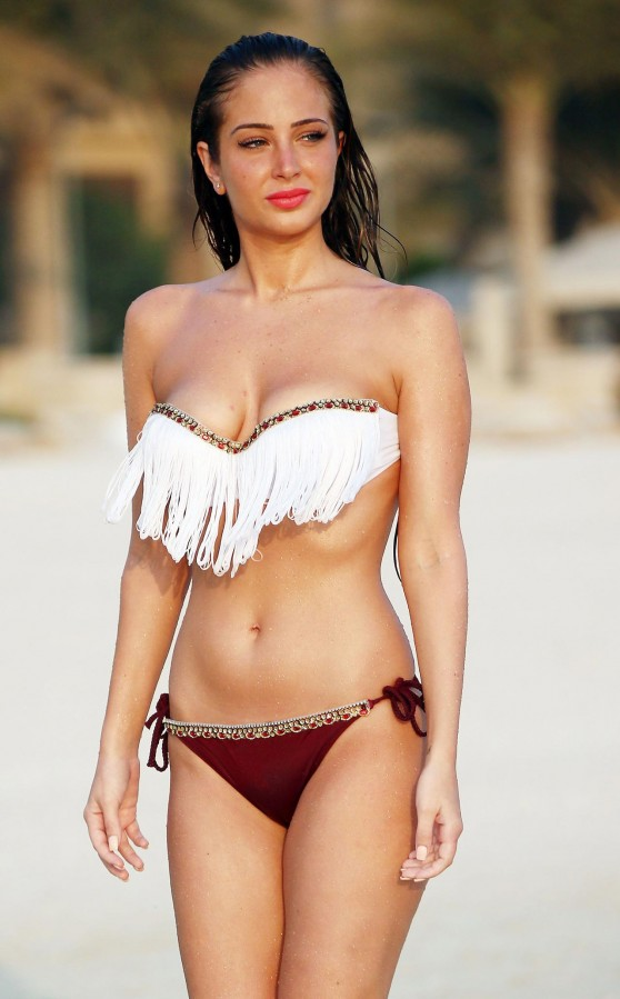 Tulisa contostavlos fhm sexiest woman in the world 2012