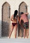 Tulisa Contostavlos - Bikini