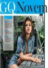 Adèle Exarchopoulos - GQ Magazine - November 2013 Issue