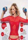 Adriana Karembeu in SHAPE Magazine (FR), October 2013 Issue