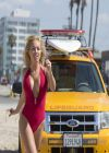 Aisleyne Horgan-Wallace Baywatch Work out in Los Angeles