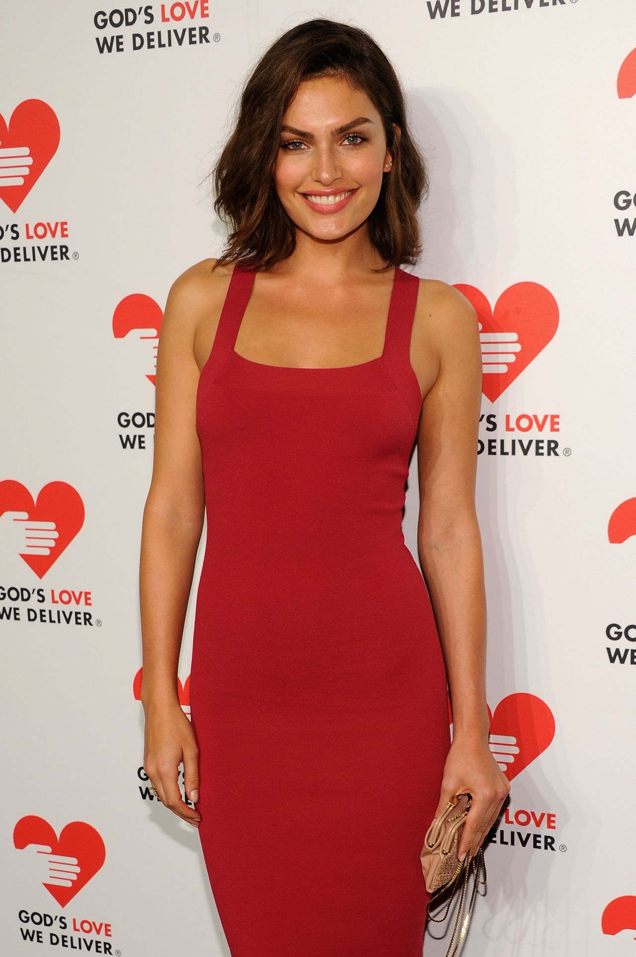 Alyssa Miller at 2013 Golden Heart Awards in New York City