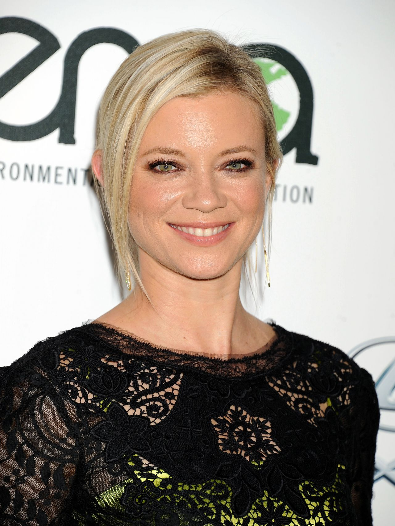 Amy Smart Red Carpet Photos - 23rd Annual Environmental Media Awards in Burbank