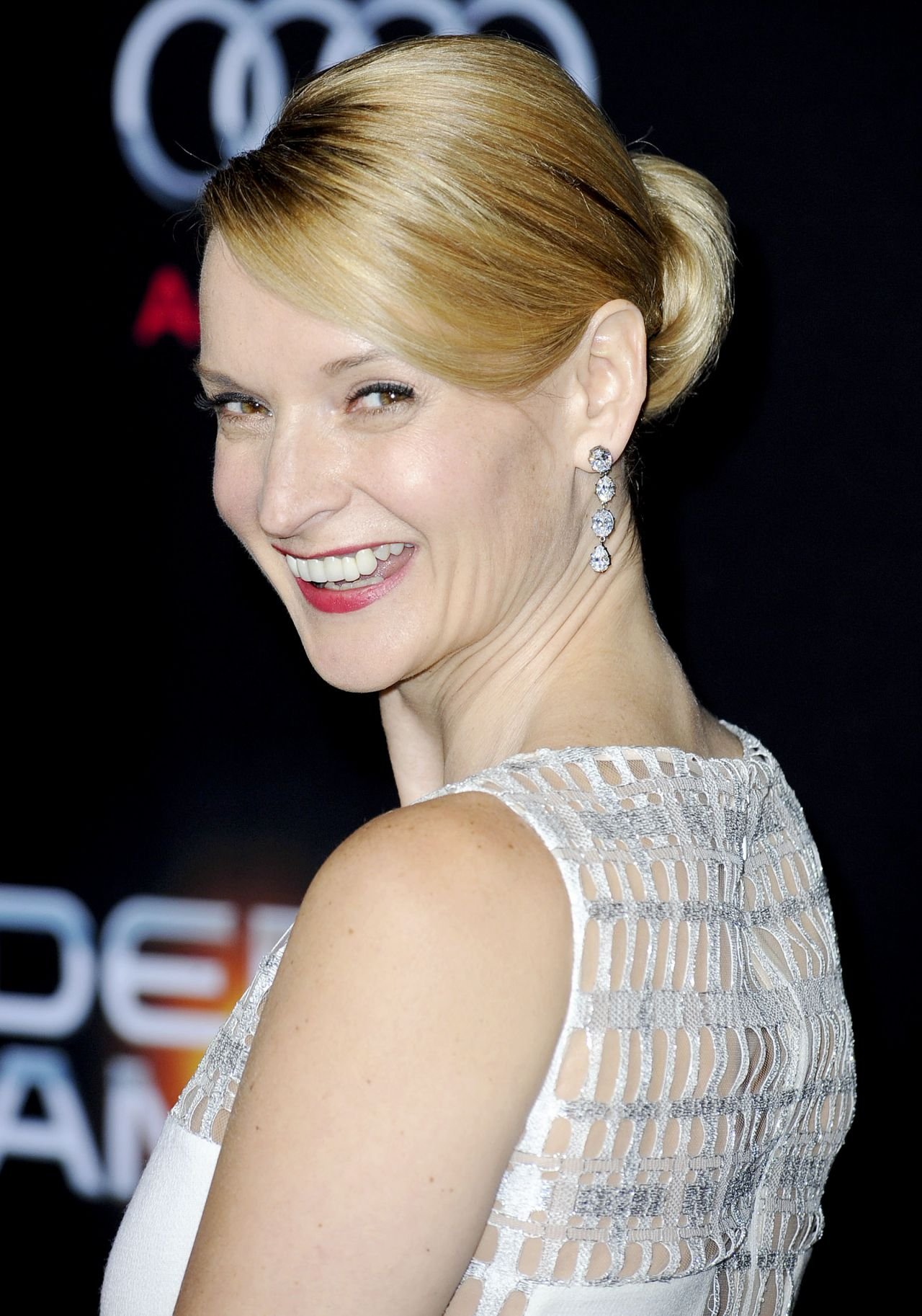 Andrea Powell Red Carpet Photos - ENDER'S GAME Movie