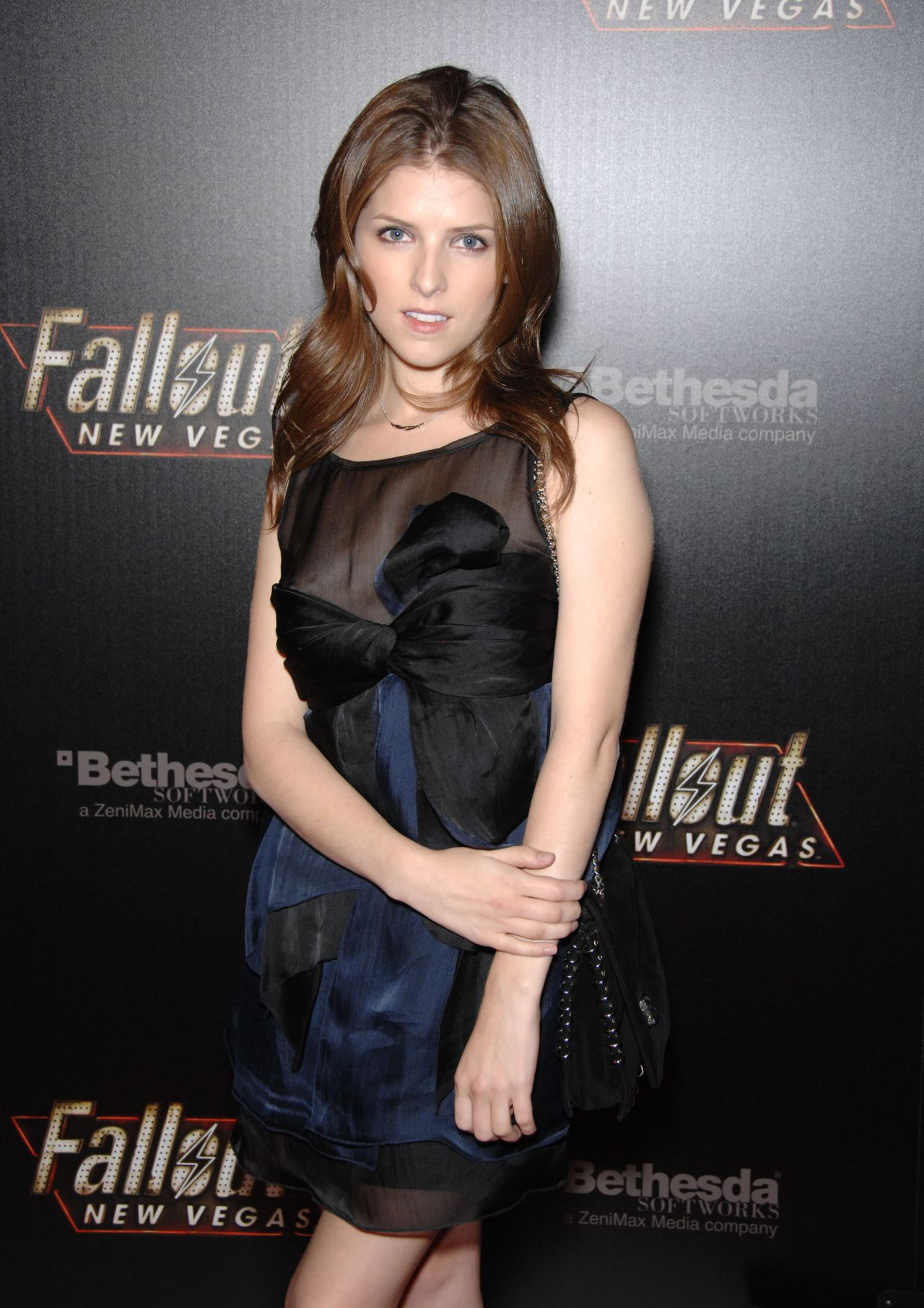 Anna Kendrick Fallout New Vegas Launch Party