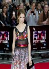 Anna Kendrick on Red Carpet - DRINKING BUDDIES Screening in London