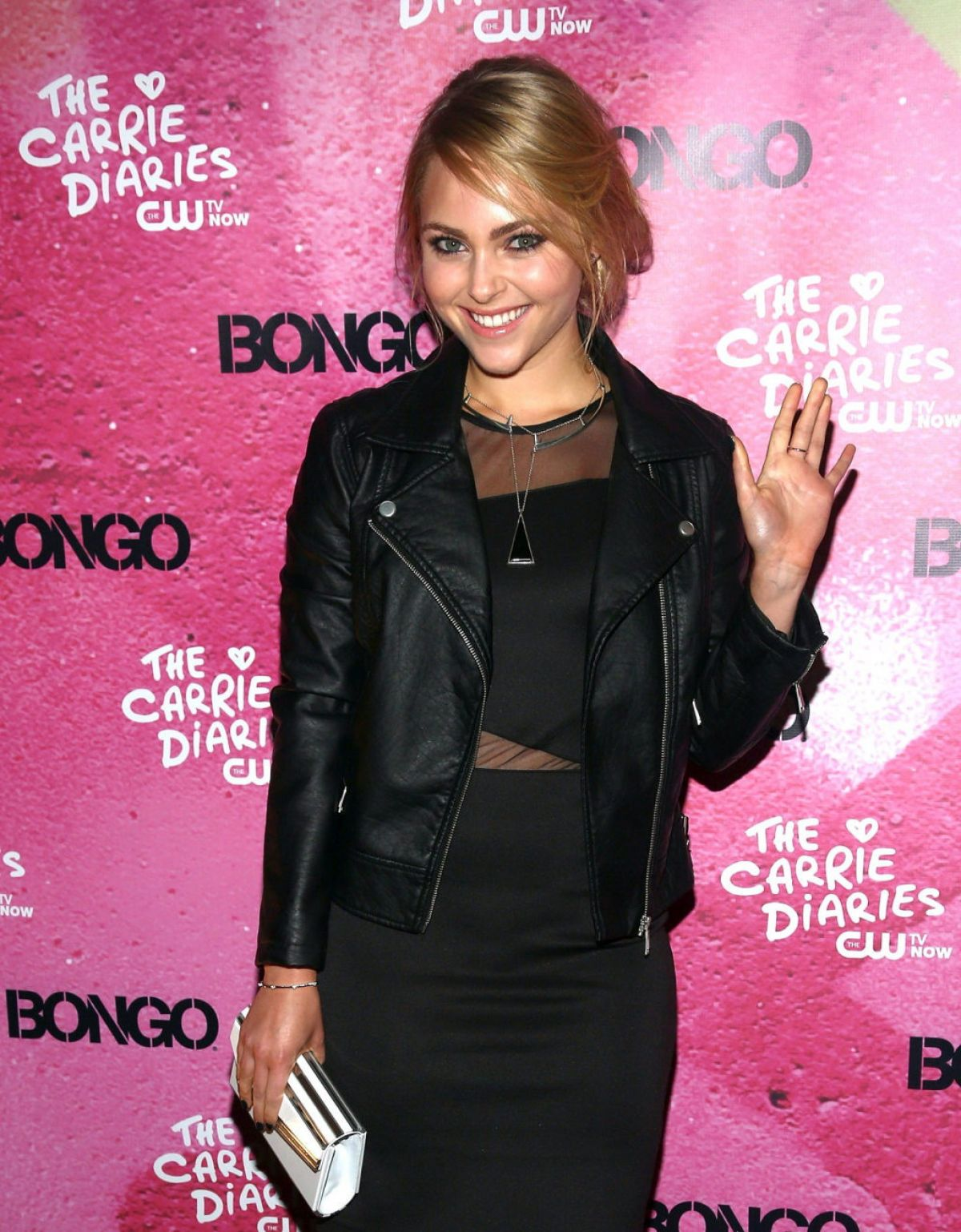 AnnaSophia Robb - The Carrie Diaries Season Two Premiere Party in New York