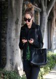 Ashley Benson in Spandex - West Hollywood