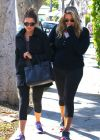 Ashley Benson - Out For Lunch at La Conversation in West Hollywood