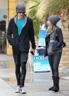 Ashley Tisdale in Tights, Studio City