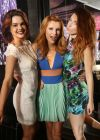 Bella Thorne Celebrates Her 16th Birthday at STK Restaurant in Los Angeles