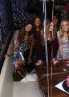 Bella Thorne Celebrates Her 16th Birthday at STK Restaurant in Los Angeles