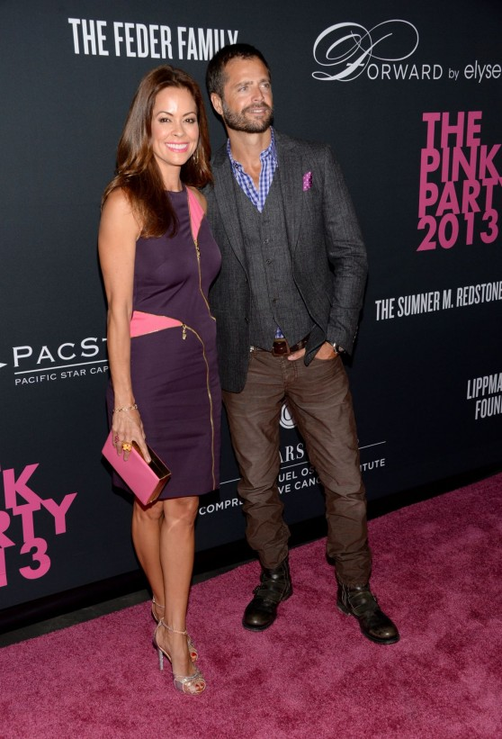 Brooke Burke - Elyse Walker Presents The Pink Party - October 2013