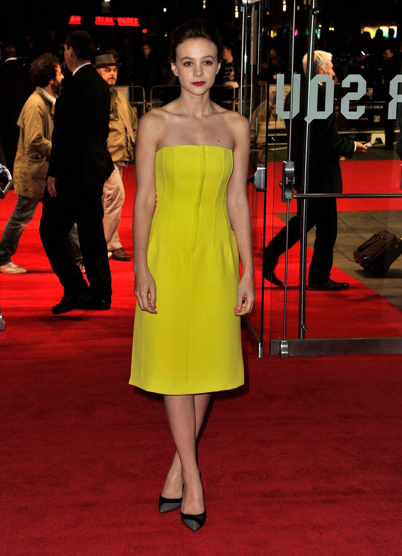 Carey Mulligan - 'Inside Llewyn Davis' Red Carpet