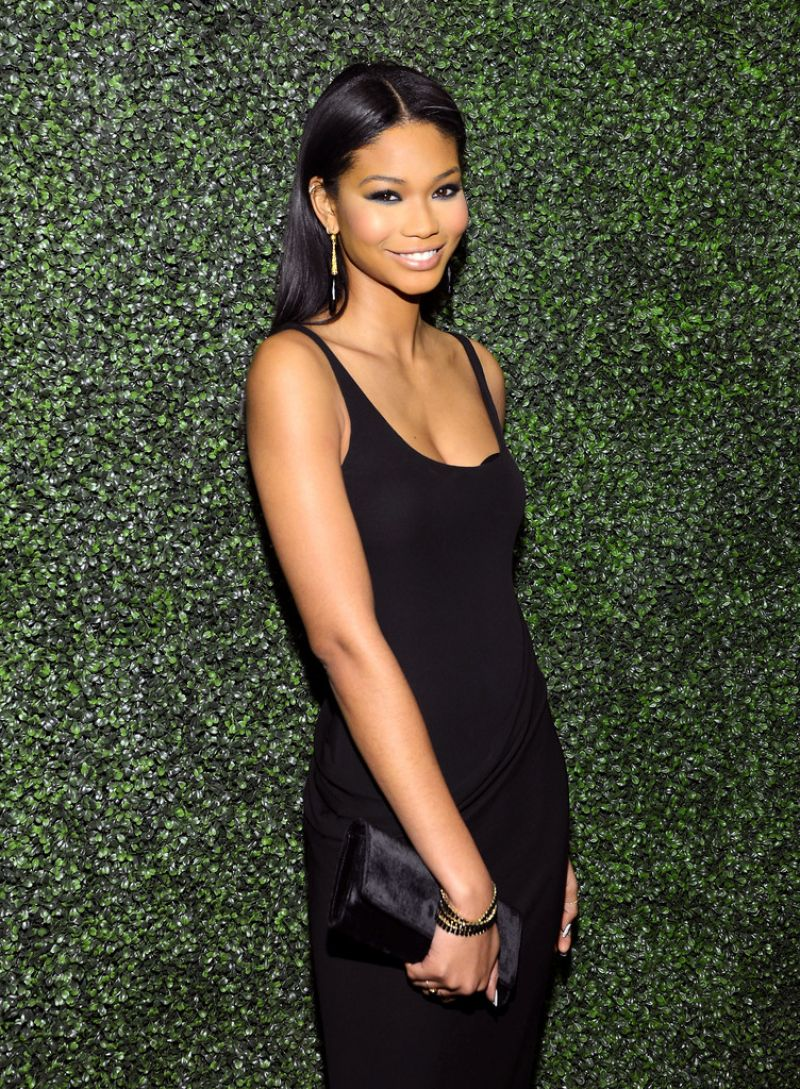 Chanel Iman - TO CATCH A THIEF Screening in New York City