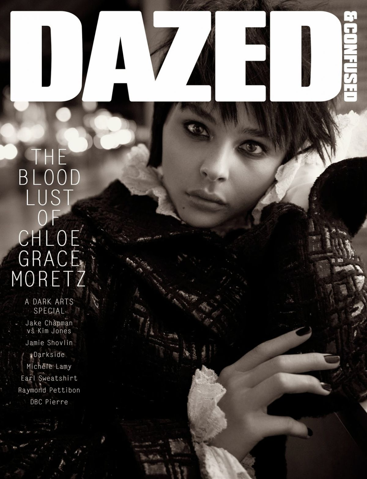 Chloe Moretz In Dazed Amp Confused Magazine