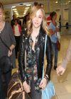 Chloe Moretz Street Style - at LAX Airport