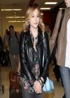 Chloe Moretz Street Style - at LAX Airport