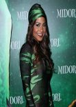 Christina Milian at 3rd Annual Midori Green Halloween Party
