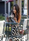 Christina Milian Street Style - in Los Angeles