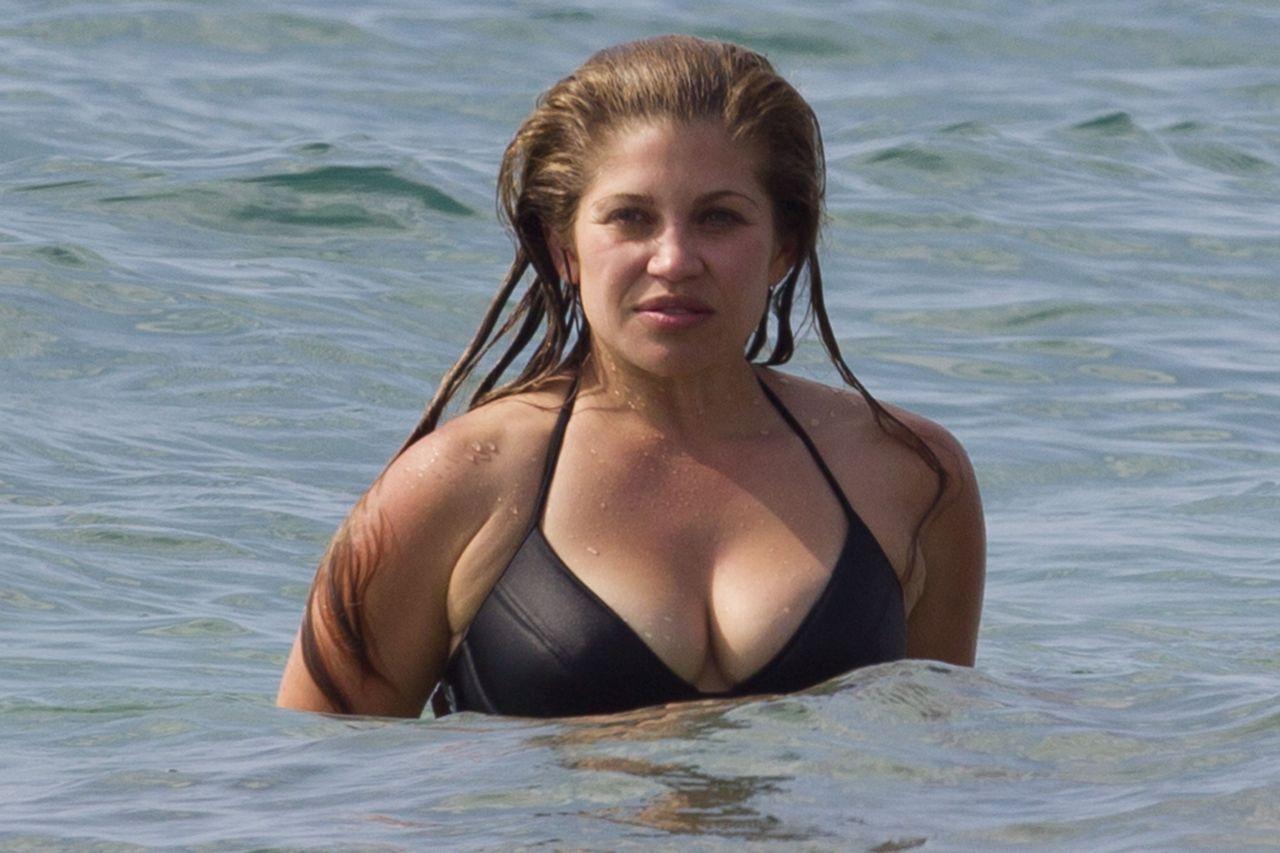 Danielle christine fishel in bikini