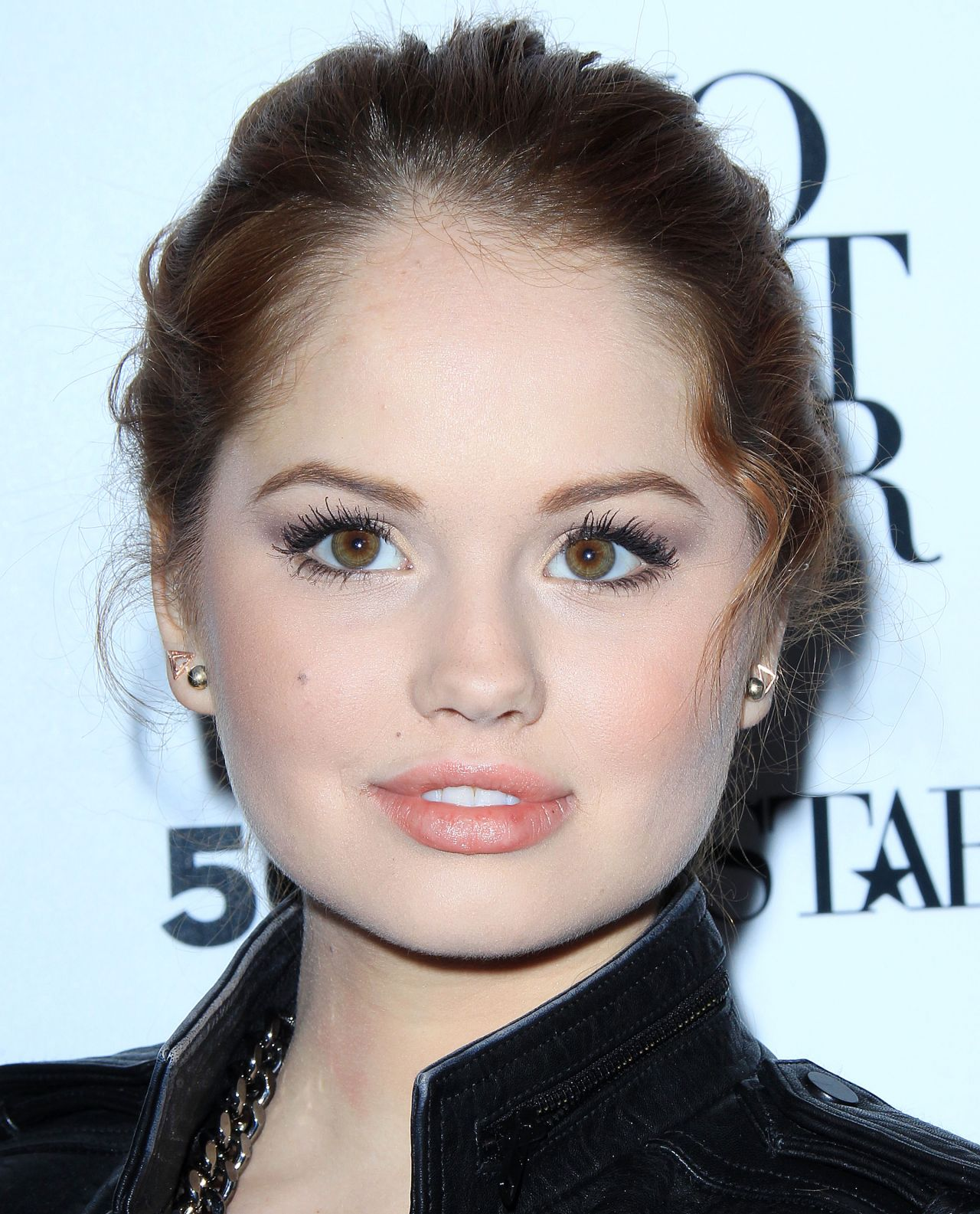 Debby Ryan 50 Most Fashionable Women of 2013 Event