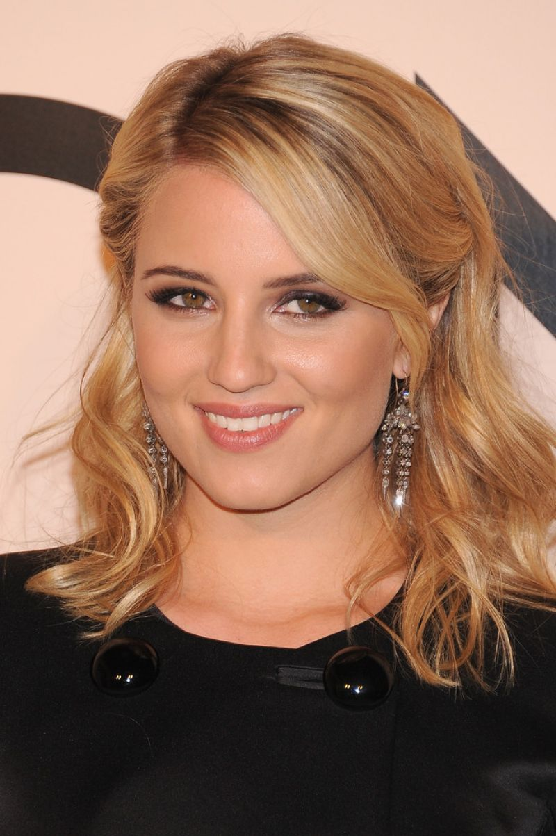 Dianna Agron at Giorgio Armani One Night Only New York City