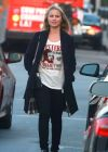 Dianna Agron in West Hollywood, Los Angeles October 2013