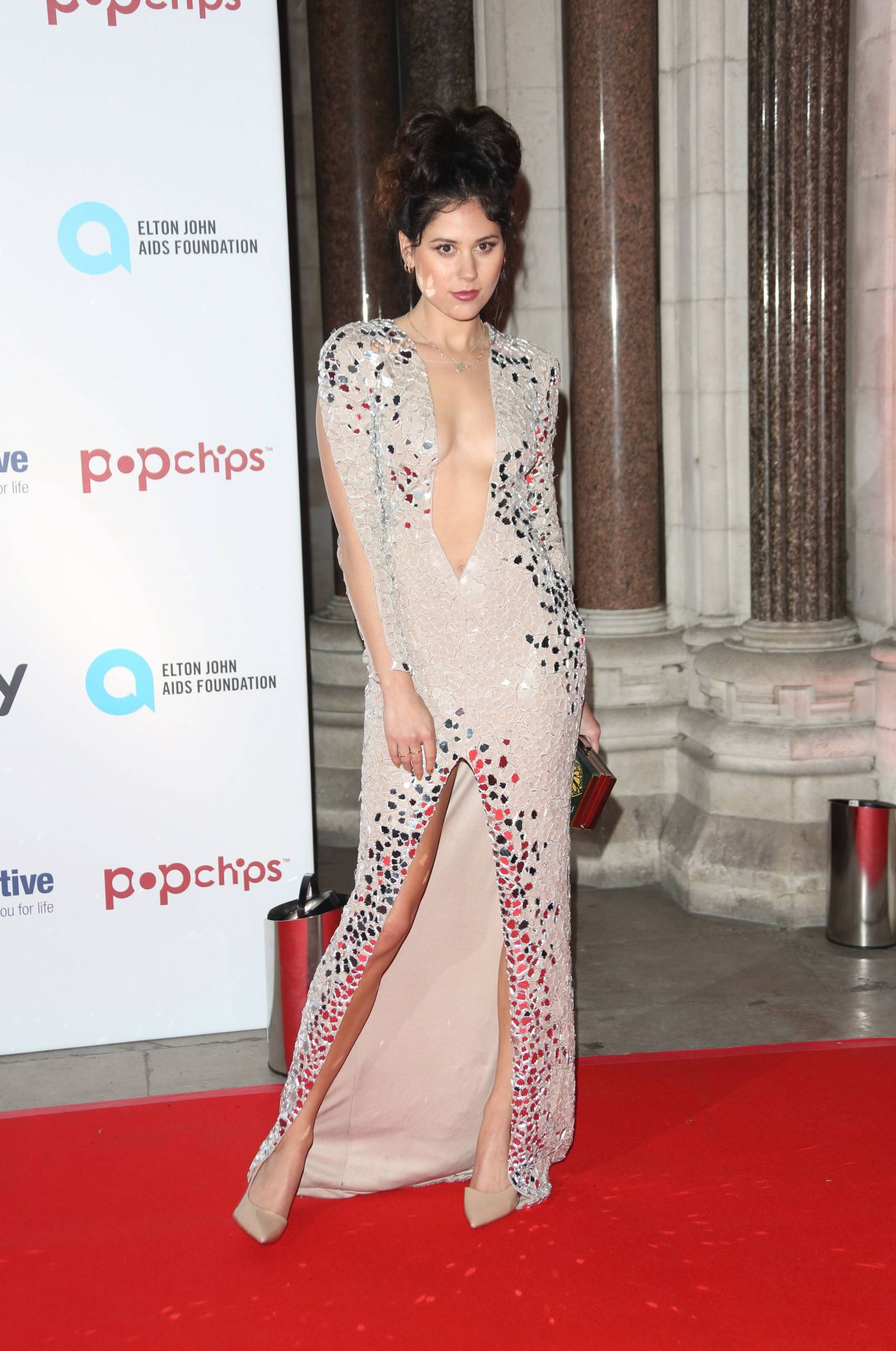 Eliza Doolittle - Attitude Magazine Awards in London