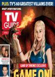 Emilia Clarke - TV GUIDE Magazine - March 2013