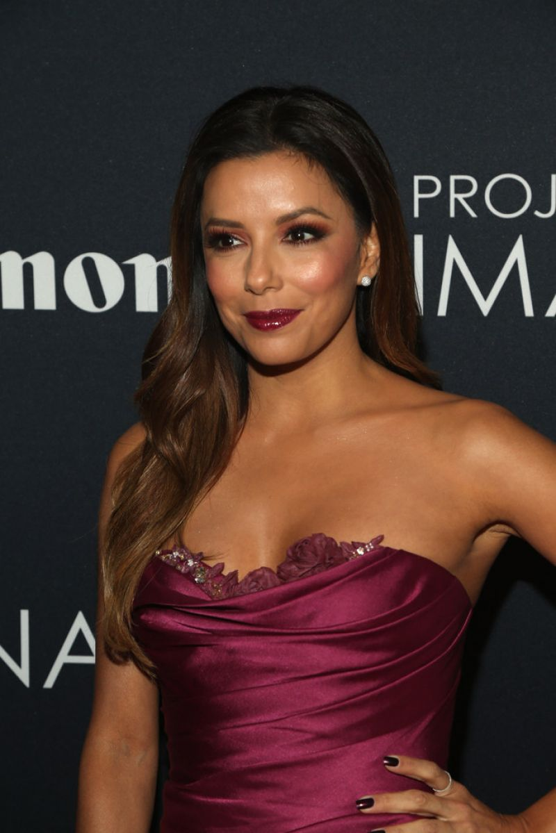 Eva Longoria at Canon