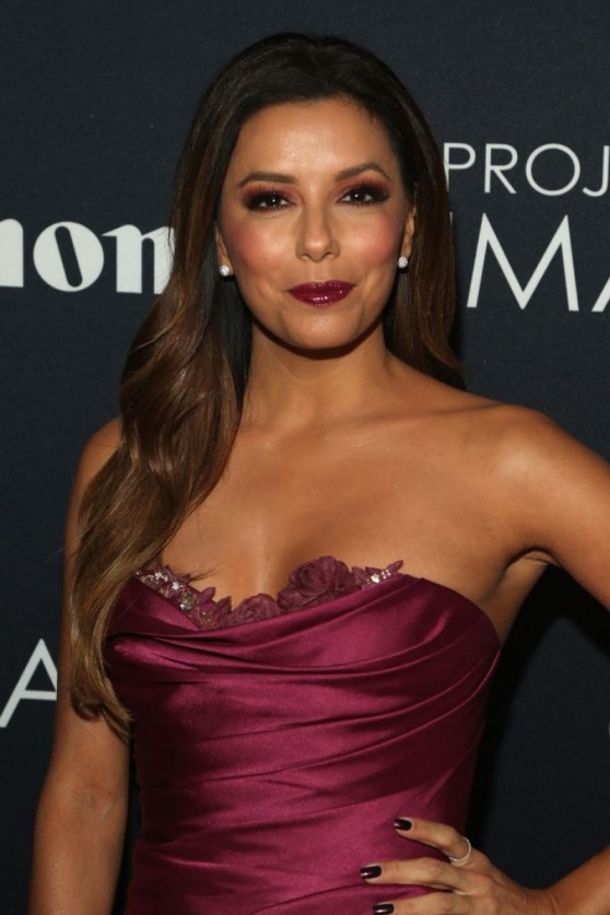Eva Longoria at Canon's Project Imaginat10n Film Festival