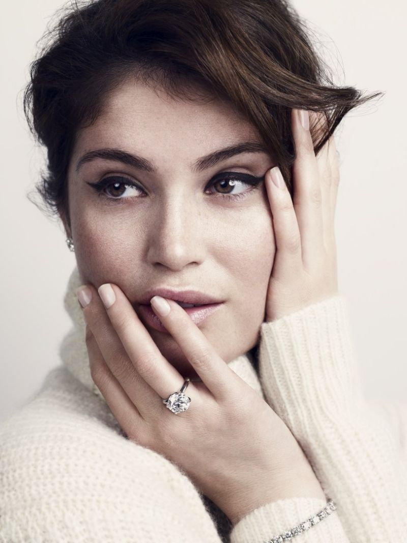 Gemma Arterton Photoshoot - Vanity Fair UK