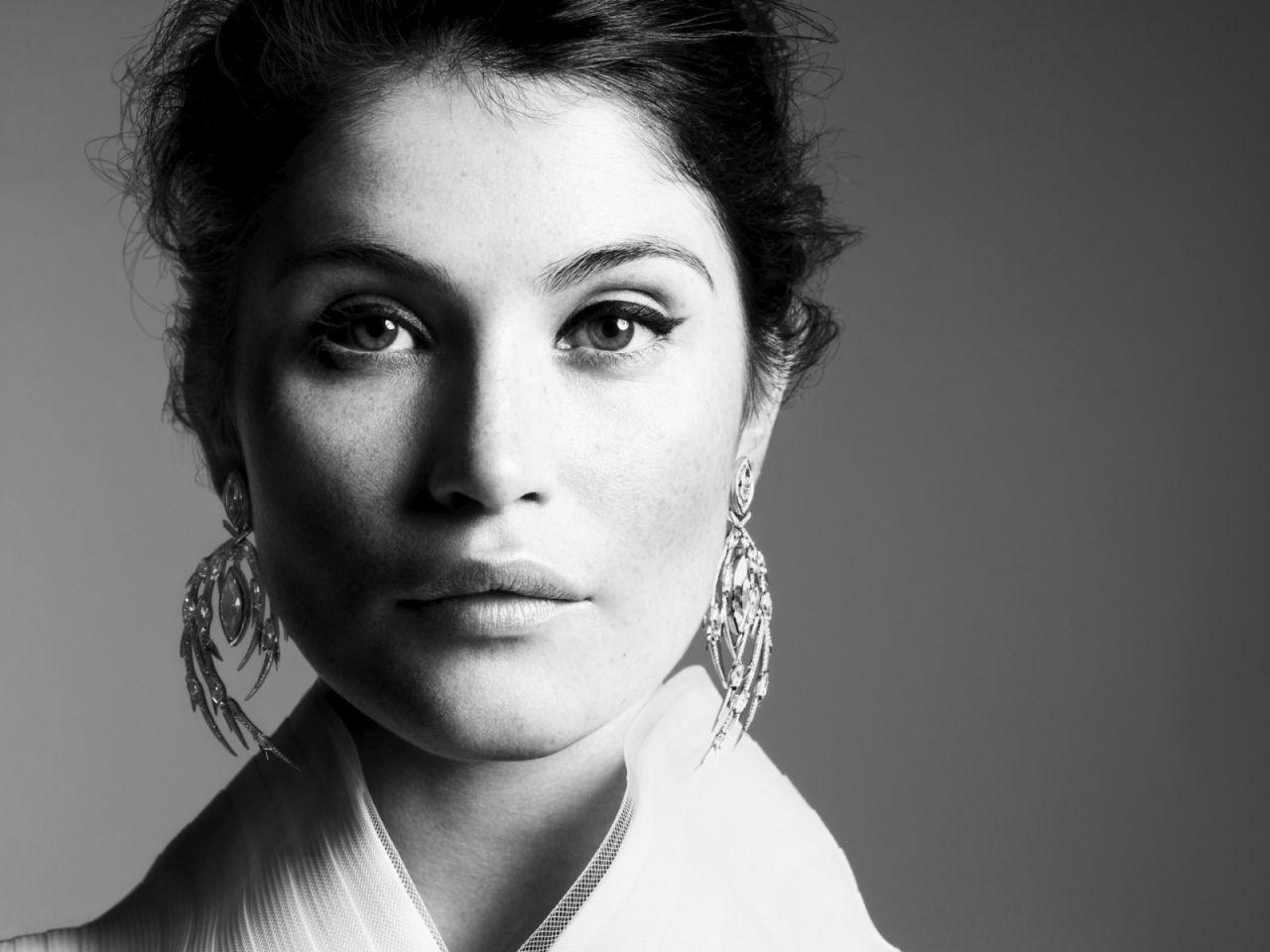 Gemma Arterton Photoshoot - Vanity Fair UK