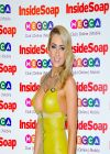 Gemma Merna - Inside Soap Awards Red Carpet