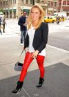 Hayden Panettiere in New York City - Returning to the Trump Soho Hotel