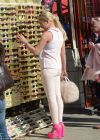 Helen Flanagan in Skintight Trousers