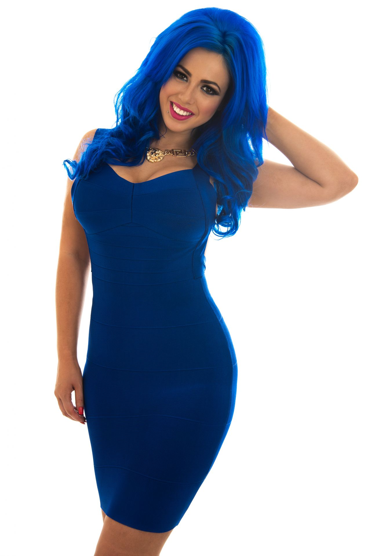 Holly Hagan - Fashion Bible Range Photoshoot