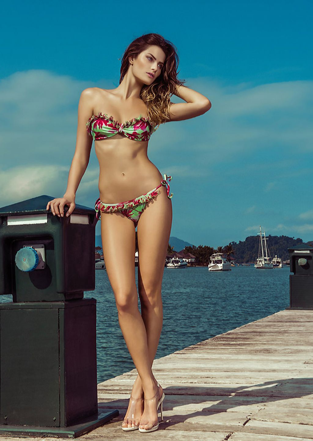 Isabeli Fontana In Bikini - Morena Rosa Beach - Summer 2014-8985