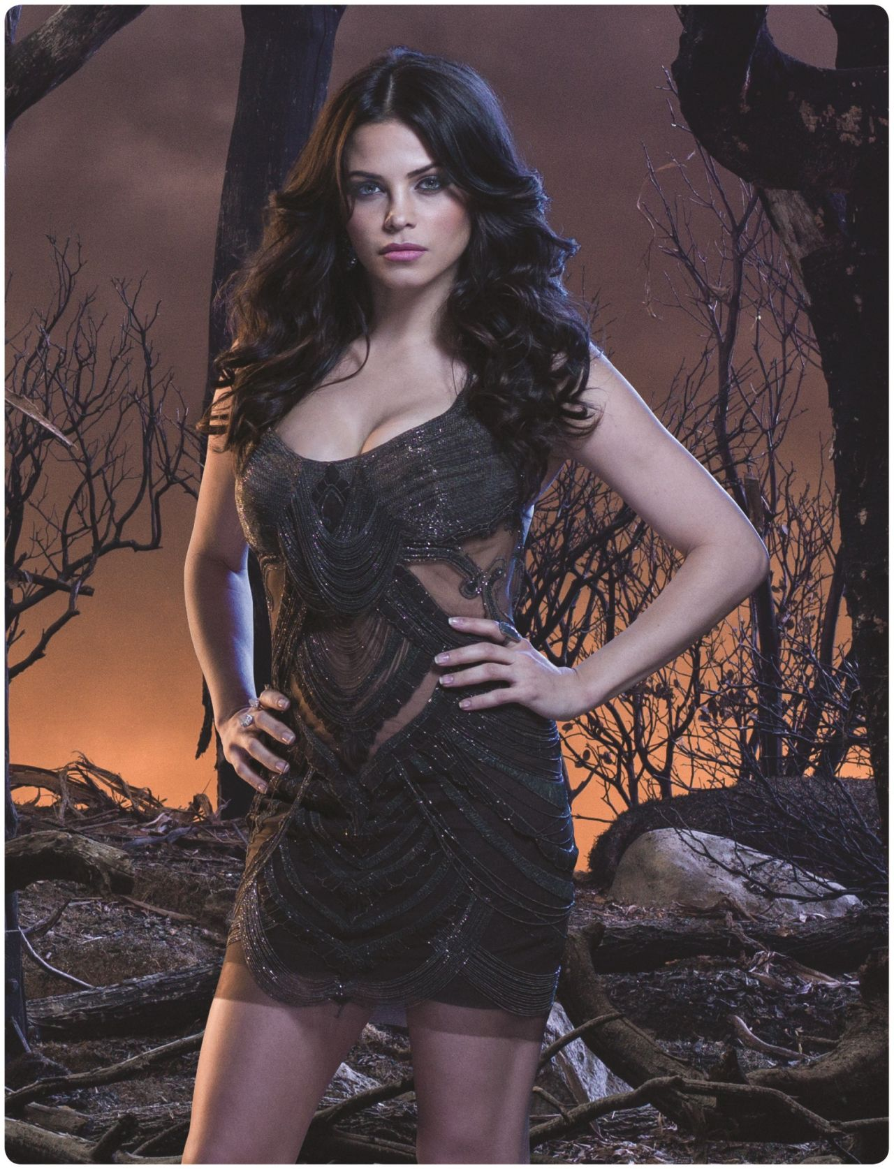 Jenna Dewan-Tatum - Witches of East End – Season 1 Promo Photos