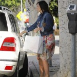 Jennifer Love Hewitt out inBrentwood, Los Angeles