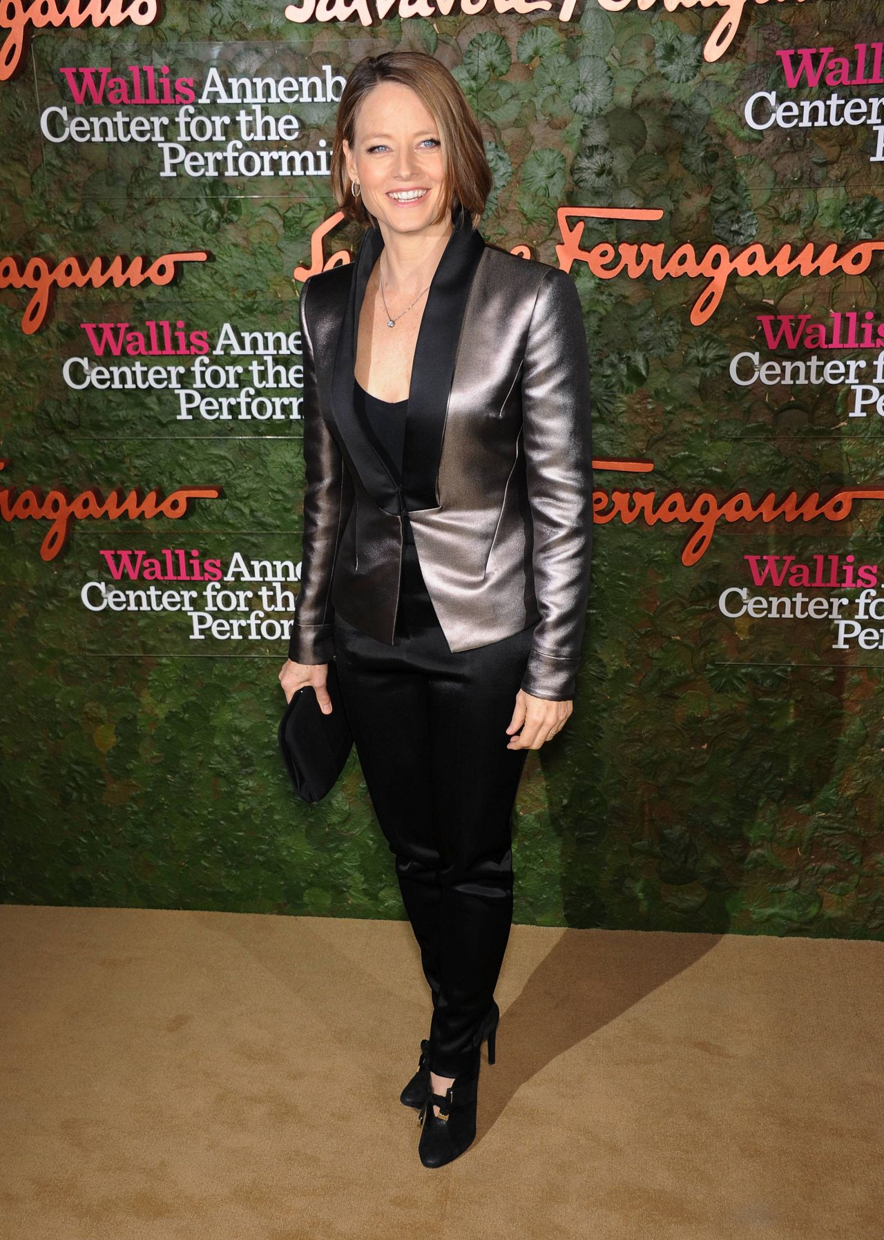 Jodie Foster at Wallis Annenberg Center Gala