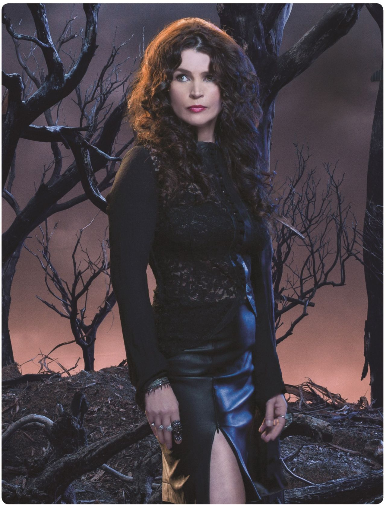 Julia Ormond - Witches of East End - Season 1 Promo