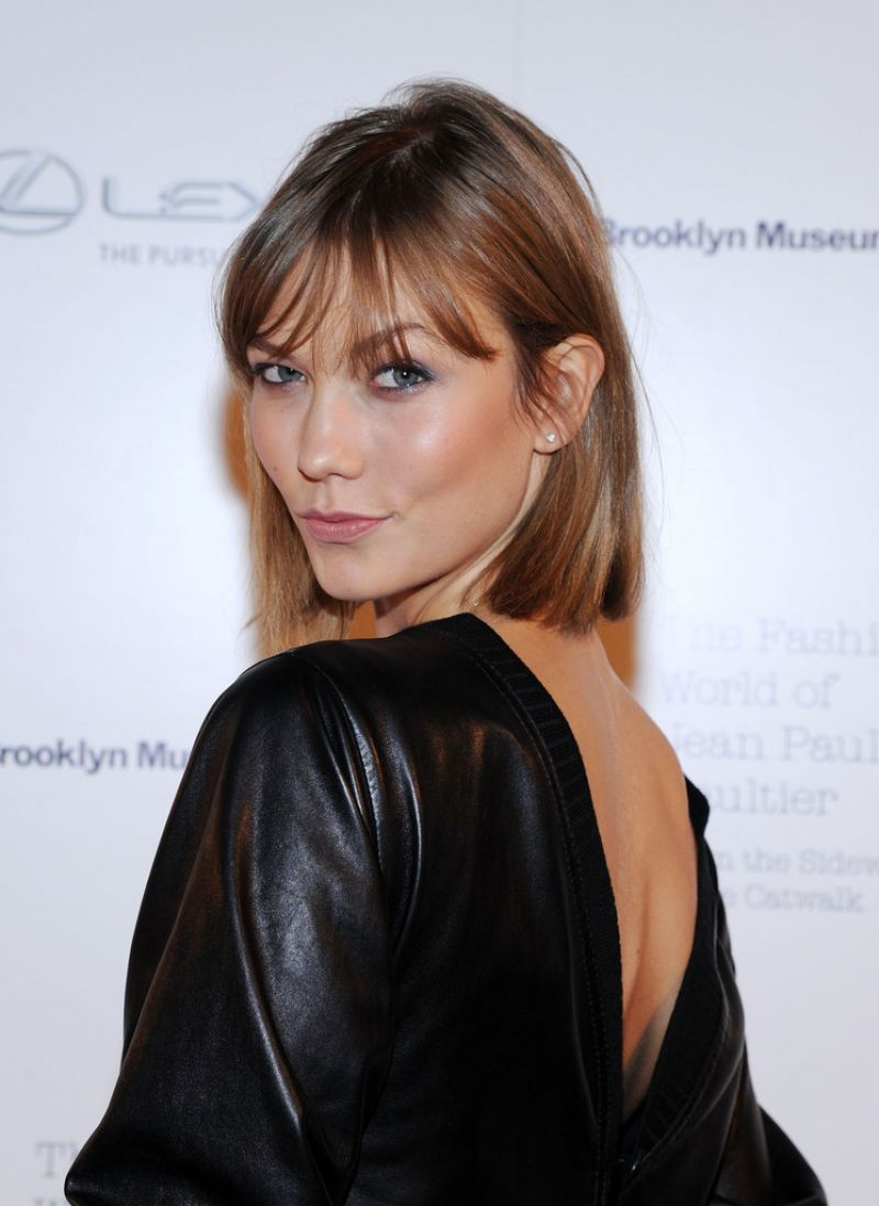 Karlie Kloss Red Carpet Photos The Fashion World Of Jean